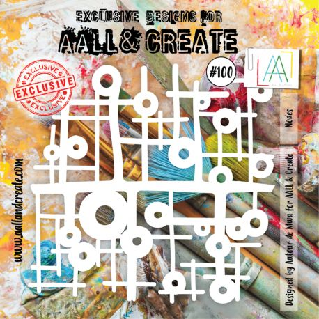 Stencil 100 aall and create