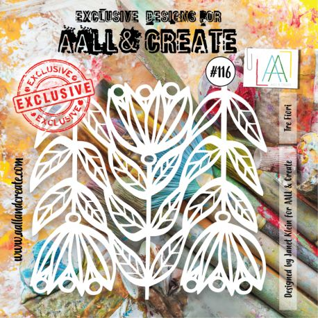 Stencil 116 aall and create