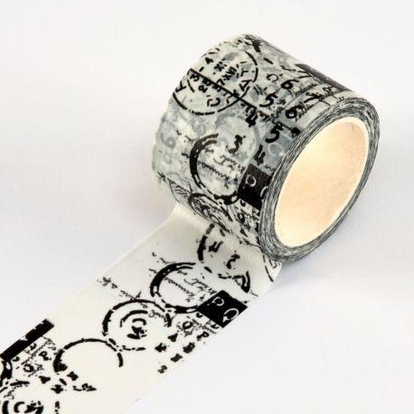 Washi tape 9 cut tear layer aall and create