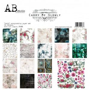 coleccion de papeles carry me slowly ab studio