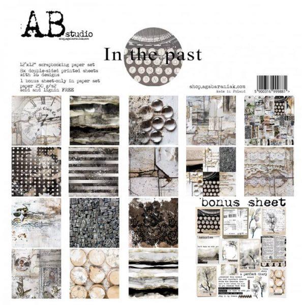 coleccion de papeles in the past ab studio