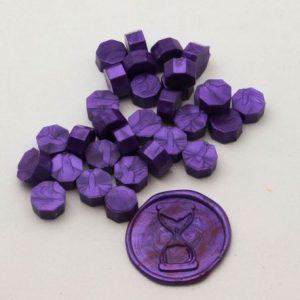 pastillas de cera lacre violet