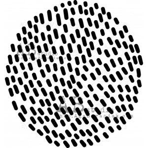 sello de caucho 931 mima molina ab studio