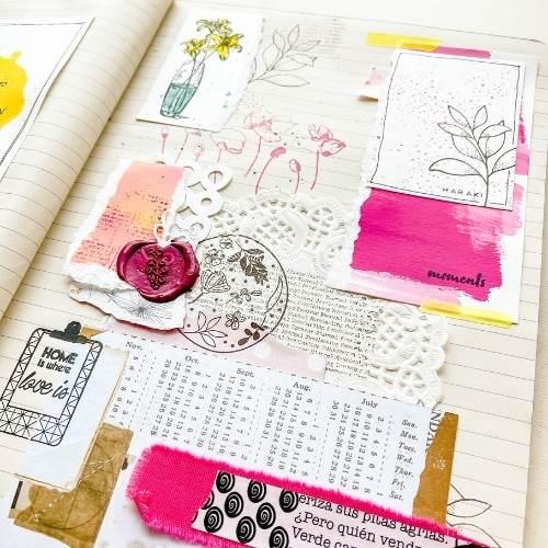 cuaderno de inspiracion abril 2