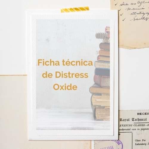 distress oxide ficha