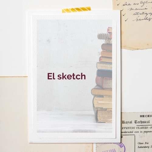 el sketch