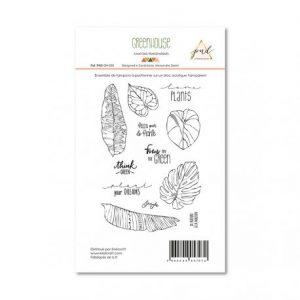 sellos botanicos papernova design