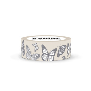 washi tape papillons les ateliers de karine