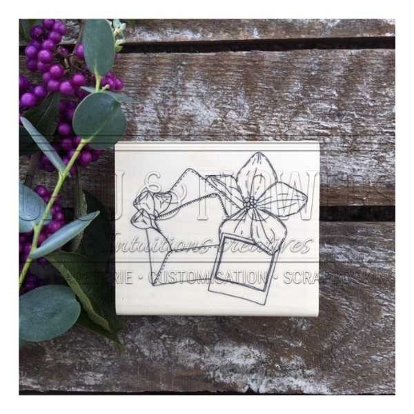 sello de madera notes exotiques
