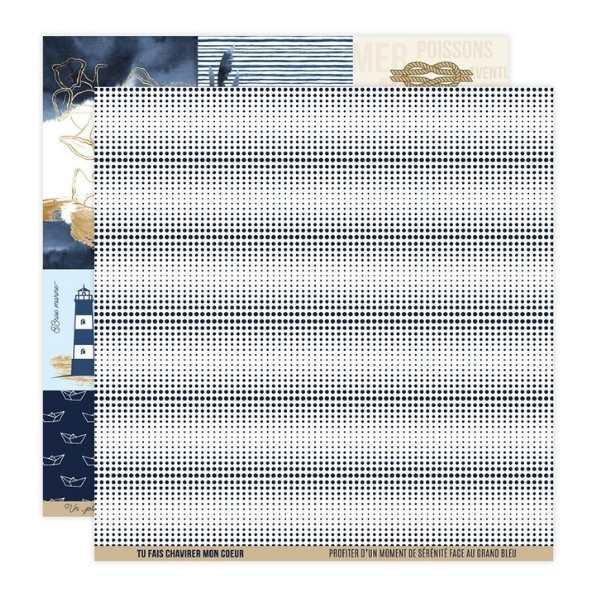 Kit papeles 30x30 vue sur mer 16