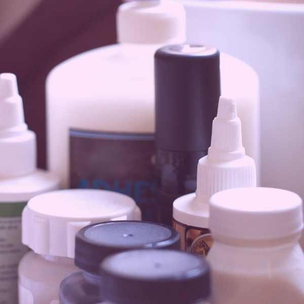 master class de adhesivos y pegamentos para scrap