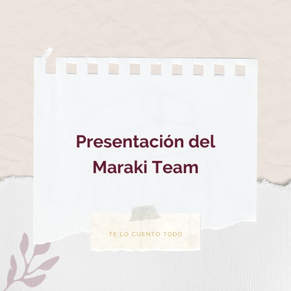 presentacion marakiteam
