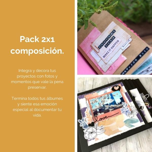 Talleres de composición de scrap 2x1