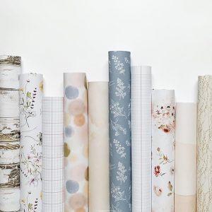coleccion de papeles herbarium de studio forty | marakiscrap