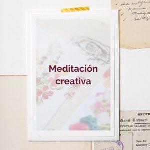 meditacion creativa octubre